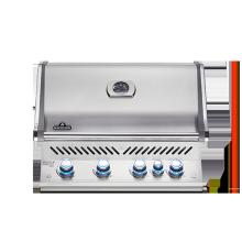 Built-In Prestige PRO™ 500 RB - Stainless Steel