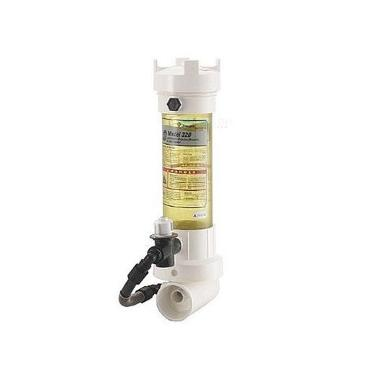 Clear Chlorinator In-Line