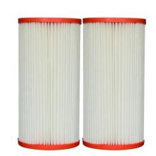 Hot Tub Filters Pleatco Pleatco PC7-PAIR<br>5 sq ft Filter 4 1/4 x 8 1/8 (PC7-PAIR)