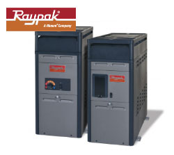 Raypak Gas-Fired Pool Heaters