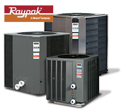 Raypak Pool Heat Pumps - Compact and Classic Series