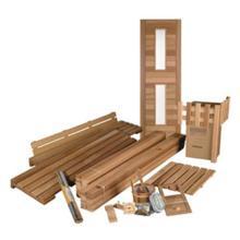 Saunas Saunacore Deluxe Sauna Kit (10051)