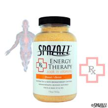 Spazazz Energy Therapy<br>Rx Therapy Line 19oz Bottle