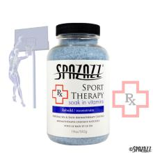 Spazazz Sport Therapy<br>Rx Therapy Line 19oz Bottle
