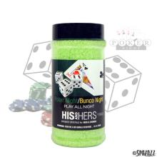 Spazazz Poker and Bunco Night<br>His & Hers 17oz Bottle