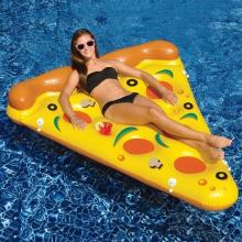 Inflatable Pool Toys Swimline Pool Pizza Slice (90645)