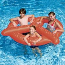 Inflatable Pool Toys Swimline Giant Pretzel Float (90640)