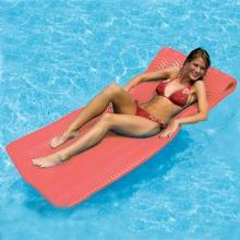 Pool Loungers Swimline SofSkin Floating Mattress (Coral) (12025)