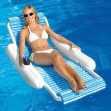 Pool Loungers Swimline SunChaser EvaFloat Luxury Lounger (10030)