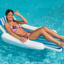 Pool Loungers Swimline SunChaser Sling Style Floating Lounge Chair (10000)