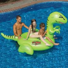Inflatable Pool Toys Swimline T Rex Ride On (90624)