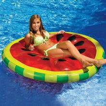 Inflatable Pool Toys Swimline Watermelon Slice Island (90544)