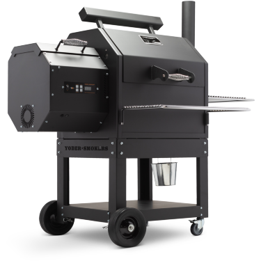 The YS480 Pellet Grill