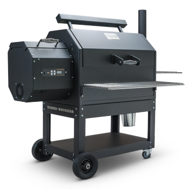 The YS640 Pellet Grill