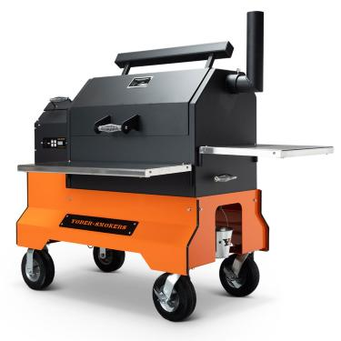 The YS640 Competition Pellet Grill