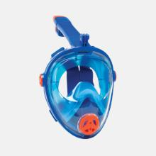 Leader Snorkel Mask Junior - Blue