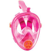 Leader Snorkel Mask Junior - Pink