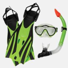 Montego Bay Super Kit Junior - Green and Black