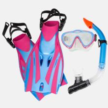 Montego Bay Super Kit Junior - Pink and Turquoise