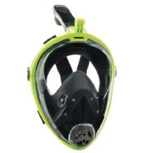 Leader Snorkel Mask - Lime