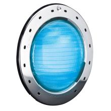 Large RGBW LED Light 120V Stainless Steel Face Ring